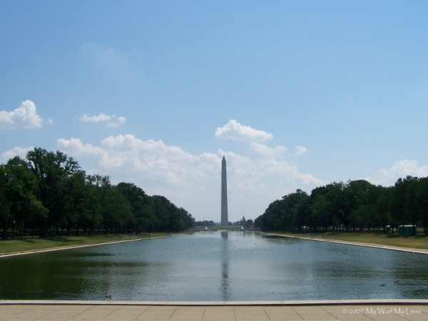 DC: The Reflection Pool