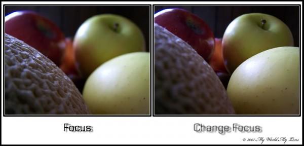 Focus - Change Focus