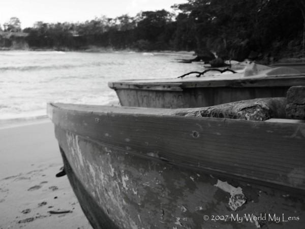 Boats of Boston Bay