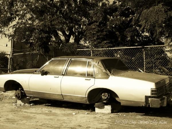 Car Jacked
