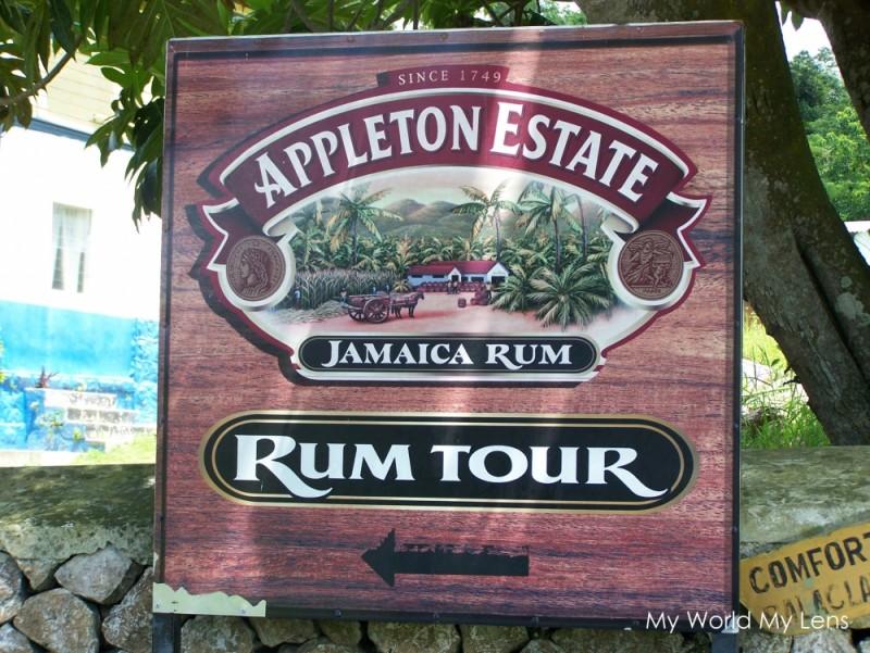 Appleton Rum Tour