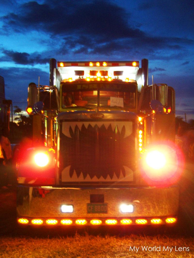 Truckfest 2008: 3