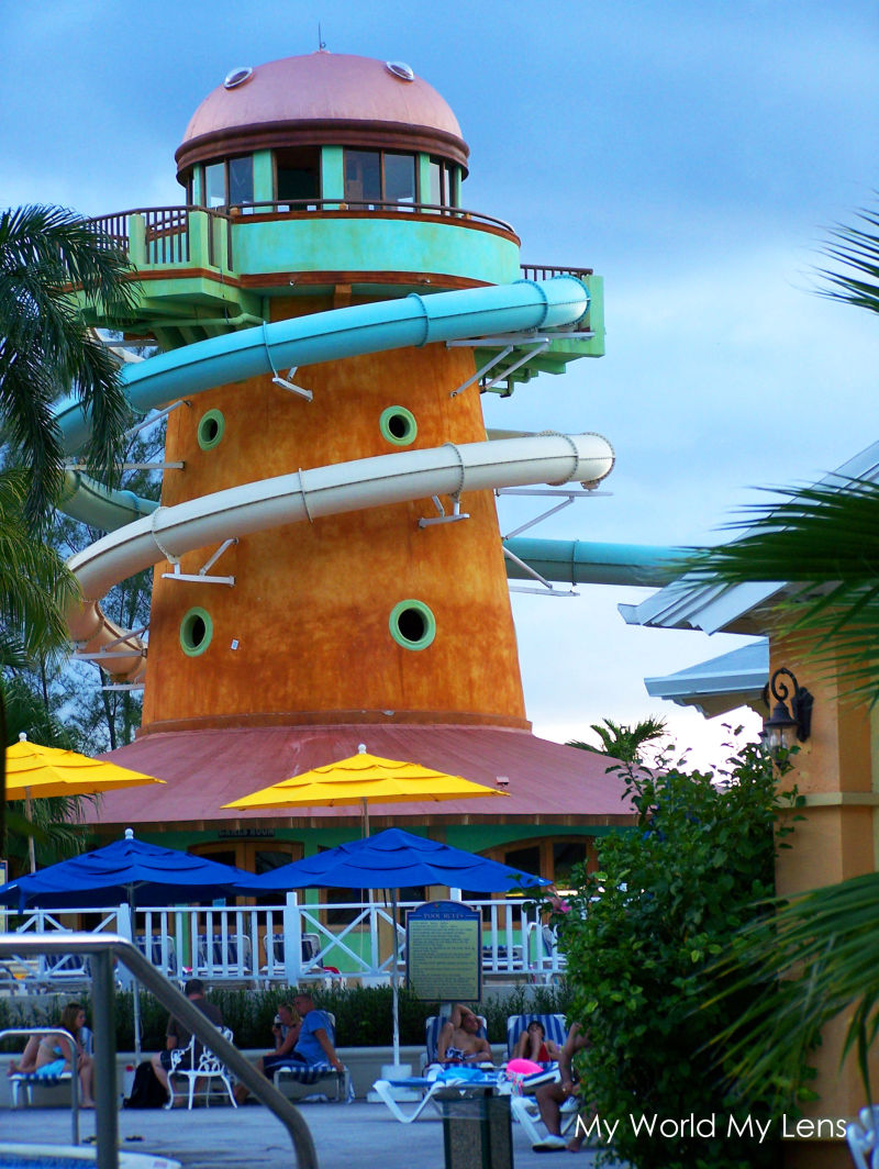 The Lighthouse Waterslide