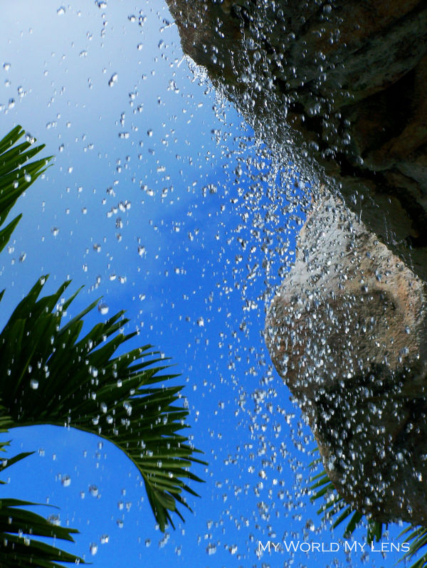 Falling Droplets