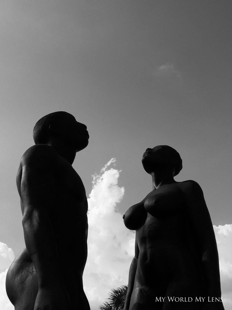 Emancipation Statues