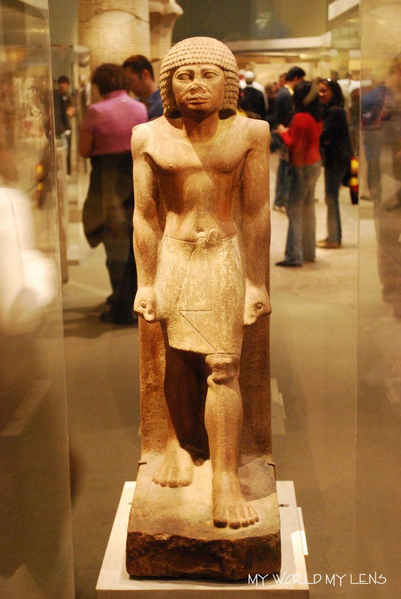 MMA: Egyptian Display 1