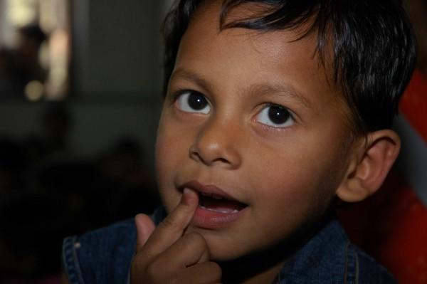 Les enfants de Delhi
