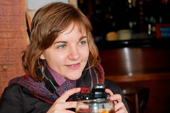 Portrait, Ariane