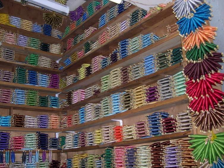 Souk de Fez (Morocco)