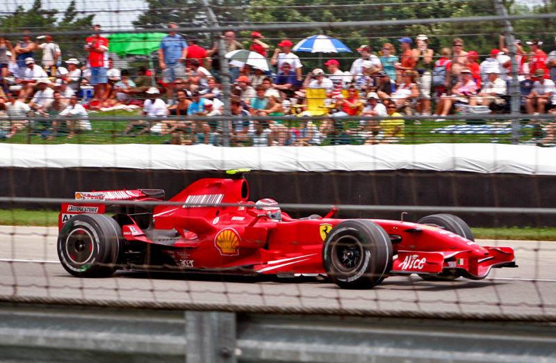 Shell Formula 1 Car 2007