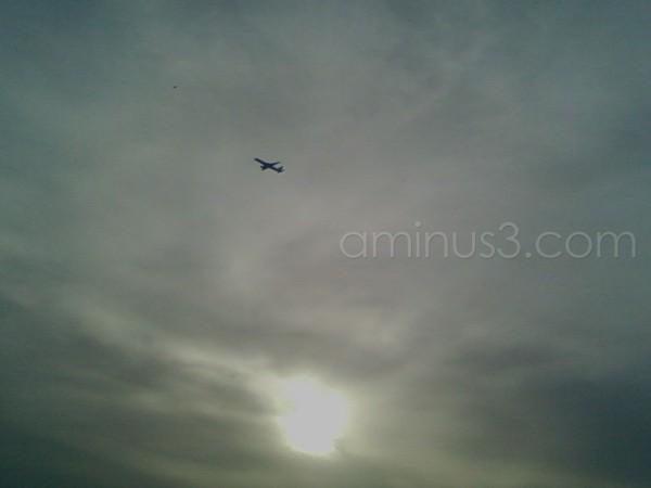 landing ...