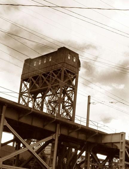 Bridge In Harrison, NJ
