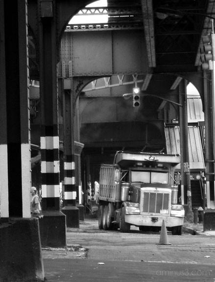 Dump Truck, Brooklyn, NY
