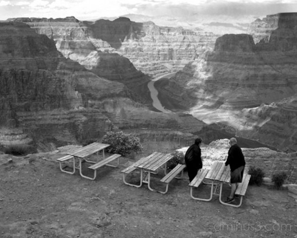 """""""Lunching"""" On The Edge"""