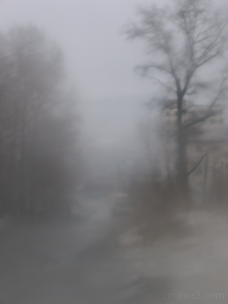 The Fog in Ural