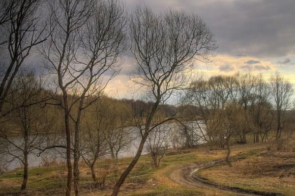 Zvenigorod river nature