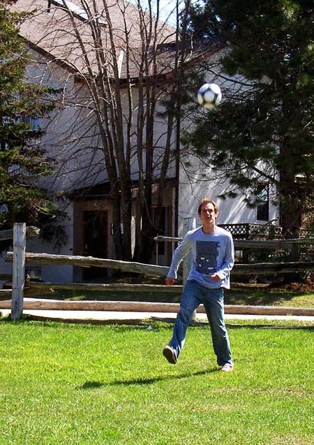 soccer boy Ilya