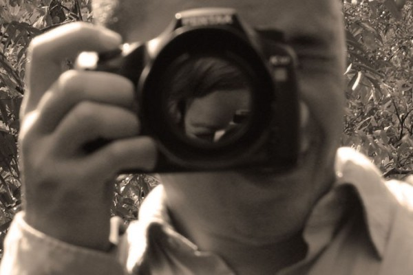 Canon inside Pentax