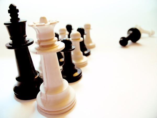 ajedrez, democracia