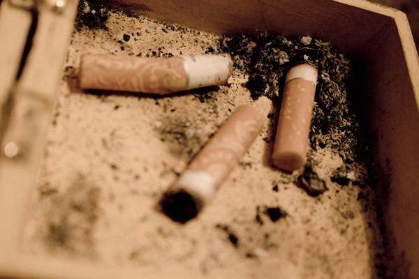 smoking beatriz torres
