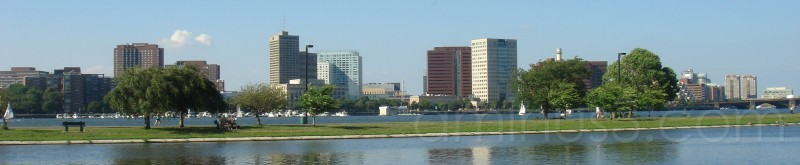 Across the Charles