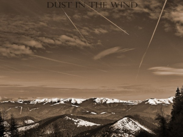Dust in the Winds