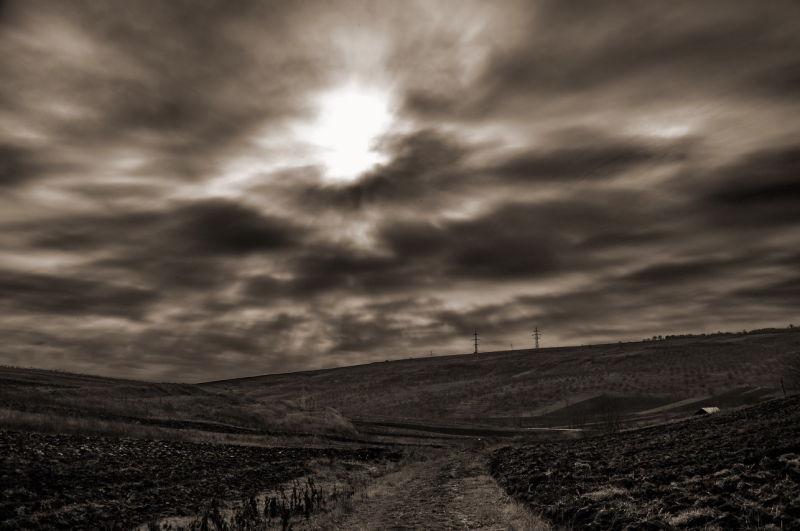 Breaking Clouds
