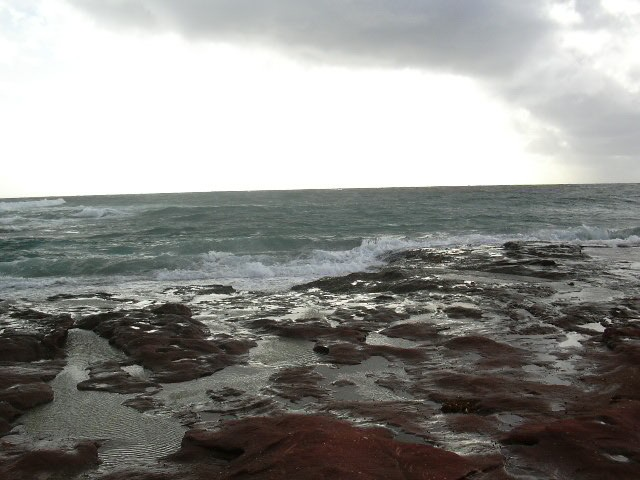 Kalbarri National Park, Western Australia, sea