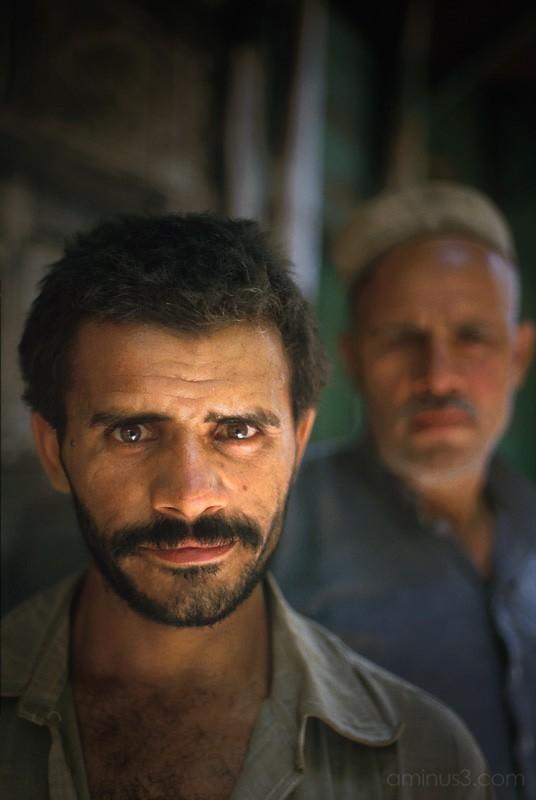 Karachi Portrait