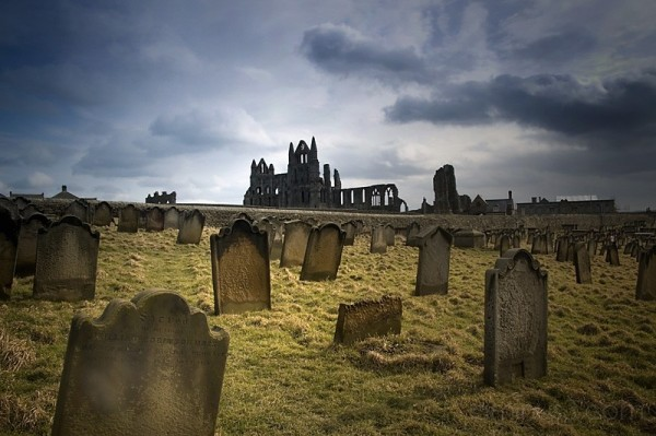 Whitby Abbey Dracula