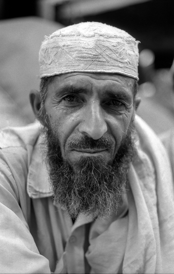 Aminus3 Featured photo Portrait of Bearded Man, Karachi | 12 September 2007