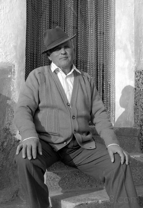Man in Yegen