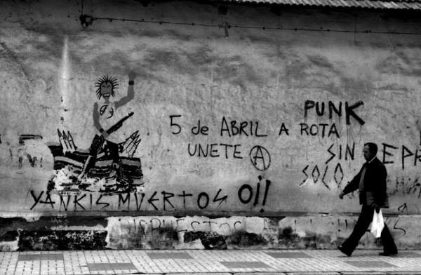 Malaga grafitti