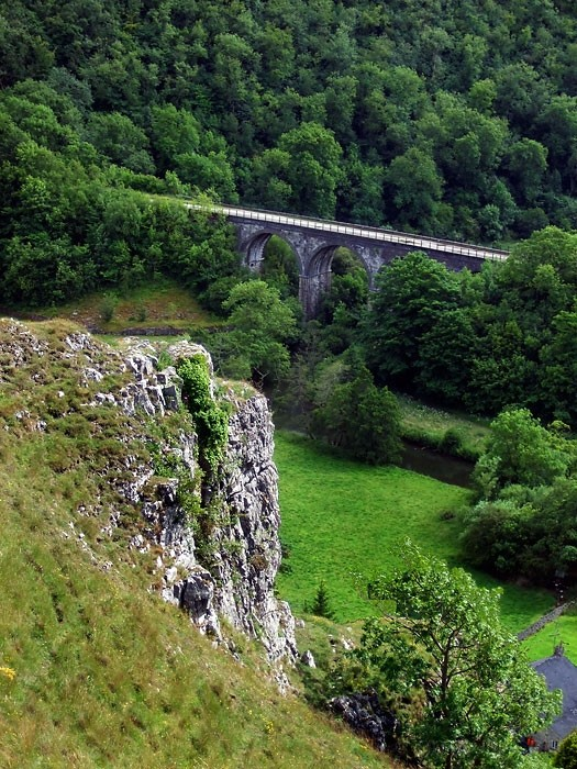 Railway Viaduct at Monsal Head