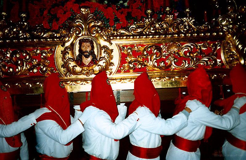 Easter festivity in Spain
