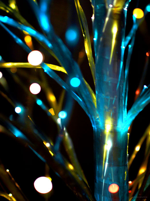 fibre optic xmas tree