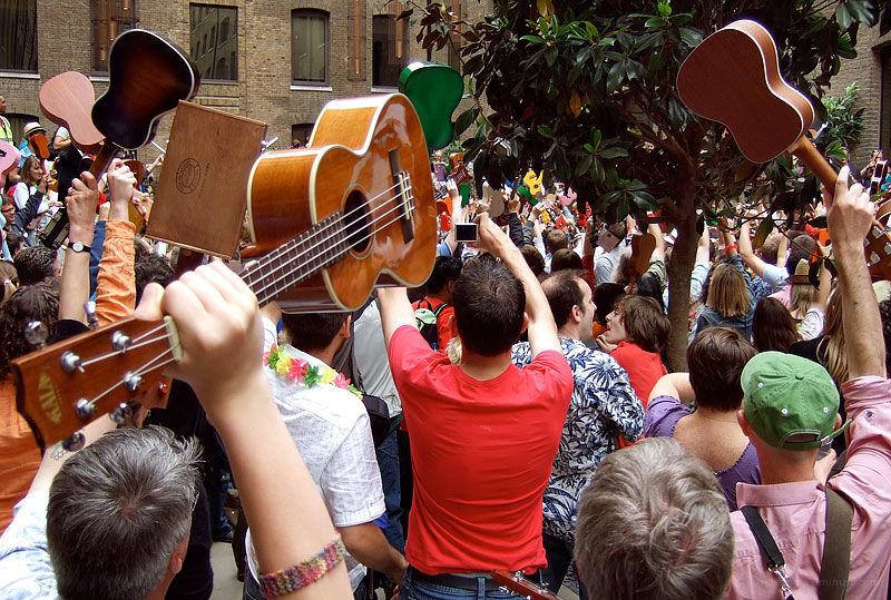London Ukulele Festival 2009