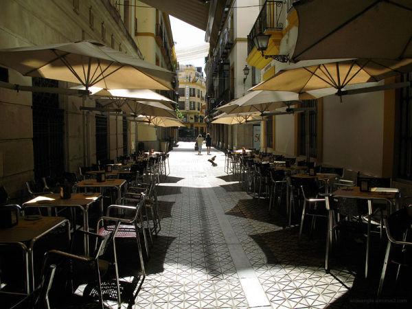 Siesta in Sevilla
