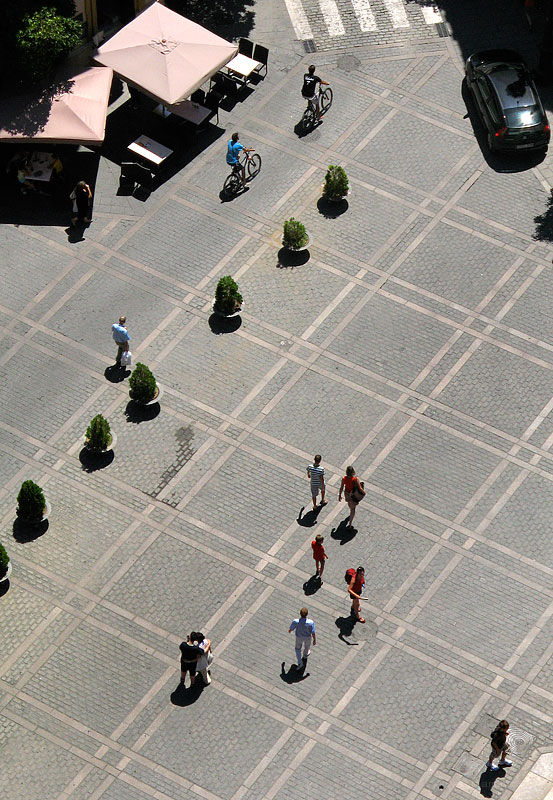 Seville squares