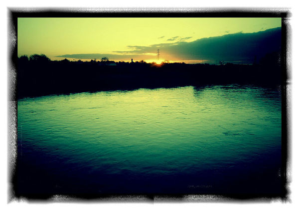 Trent Sunset