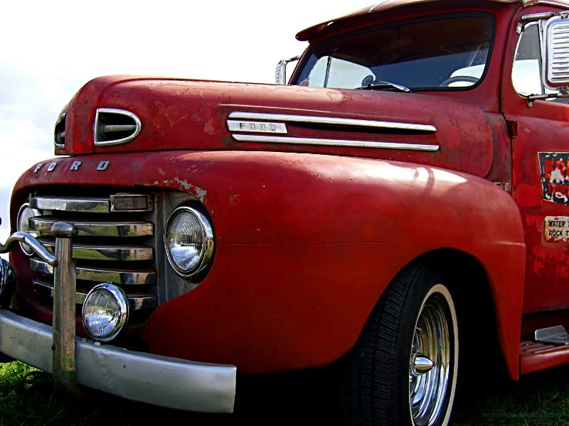 Ford Pickup 1950's