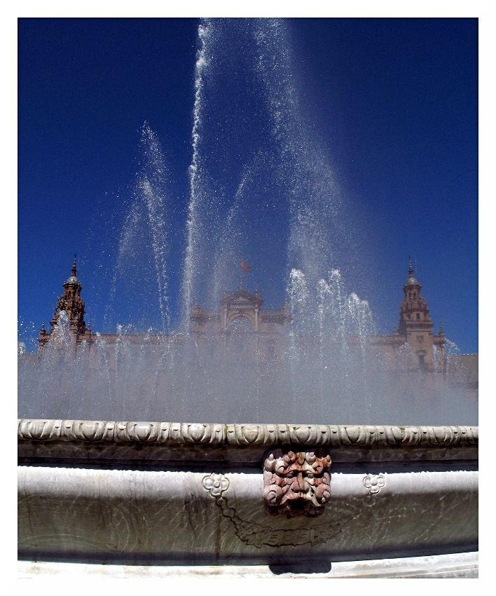 fountain seville