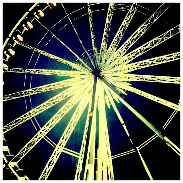 big wheel keep on turning