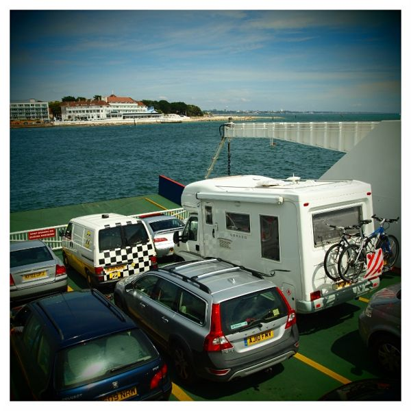 Car Ferry to Poole