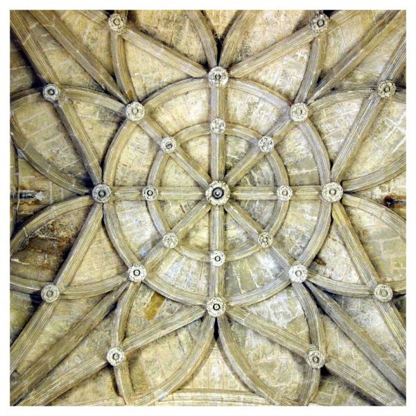 vaulted ceiling seville cathedral