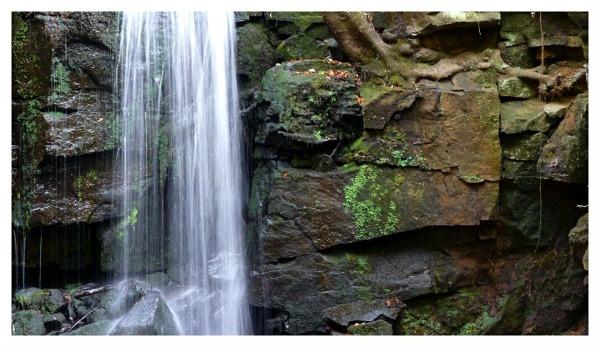 waterfall lumsdale matlock