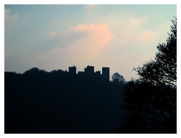 Riber Castle november abandoned scary