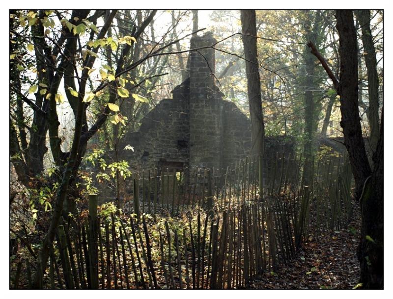 bleach house from long ago
