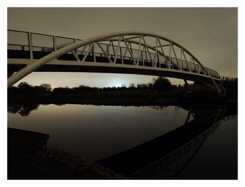 longhorse bridge derwent mouth river trent