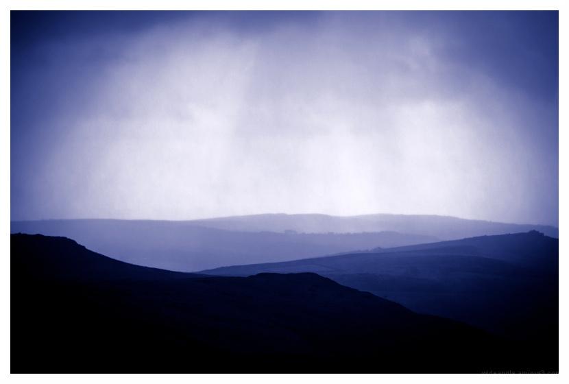 heaven sent rain light